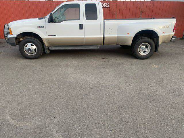 2000 Ford F-350 Super Duty for sale at PREMIERMOTORS  INC. in Milton Freewater OR