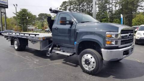 2019 Chevrolet Silverado Chassis Cab for sale at Whitmore Chevrolet in West Point VA