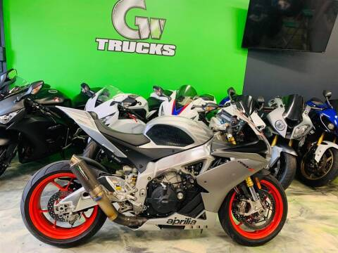 2016 Aprilia RSV4rr for sale at GW Trucks in Jacksonville FL