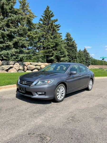2015 Honda Accord for sale at Prime Auto Sales in Rogers MN