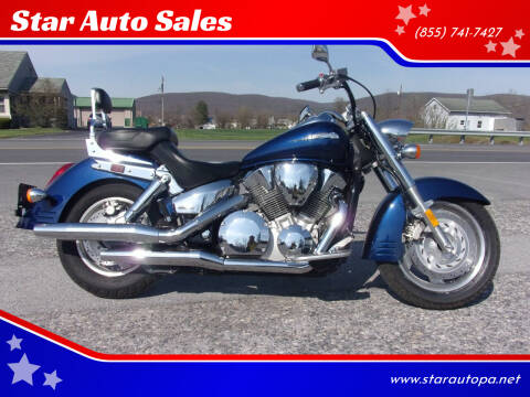 2008 Honda VTX for sale at Star Auto Sales in Fayetteville PA