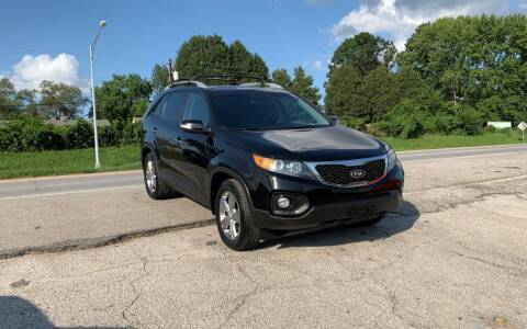 2012 Kia Sorento for sale at InstaCar LLC in Independence MO