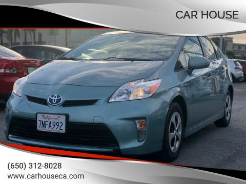 2015 Toyota Prius for sale at Car House in San Mateo CA