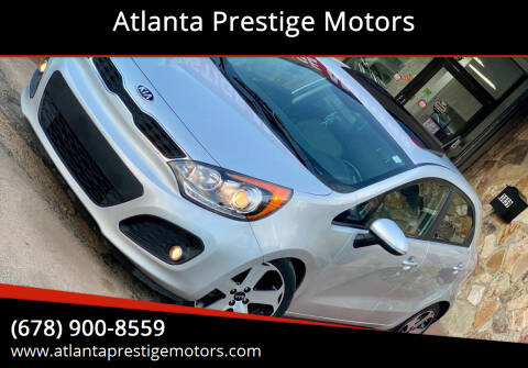 2014 Kia Rio 5-Door for sale at Atlanta Prestige Motors in Decatur GA