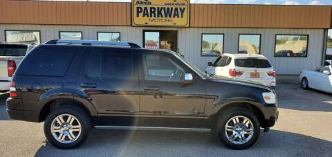 2010 Ford Explorer for sale at Parkway Motors in Springfield IL
