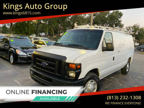 2010 Ford E-Series Cargo for sale at Kings Auto Group in Tampa FL