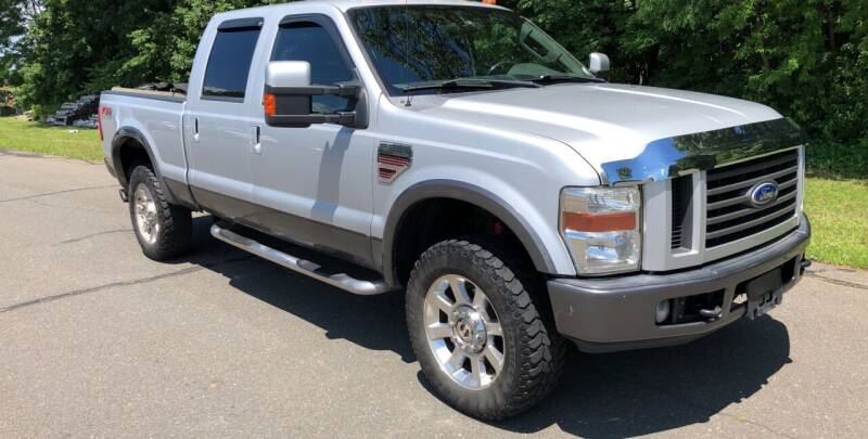 2008 Ford F-350 Super Duty for sale at Choice Motor Car in Plainville CT