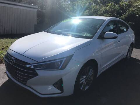 2020 Hyundai Elantra for sale at Scotty's Auto Sales, Inc. in Elkin NC