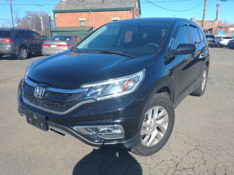 2016 Honda CR-V for sale at Merrimack Motors in Lawrence MA