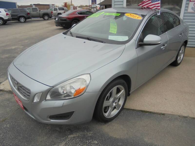 2013 Volvo S60 for sale at Century Auto Sales LLC in Appleton WI
