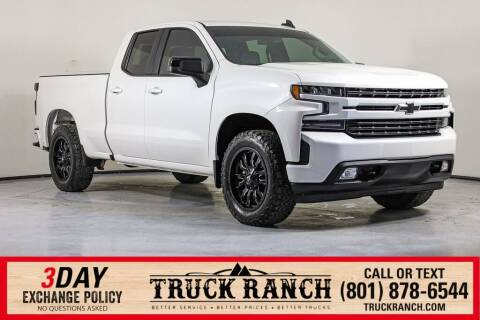 2019 Chevrolet Silverado 1500 for sale at Truck Ranch in American Fork UT