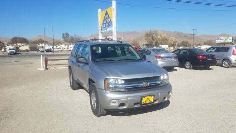 2006 Chevrolet TrailBlazer for sale at Auto Depot in Carson City NV
