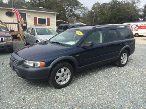 2004 Volvo XC70 for sale at Carolina Car Country in Little River SC