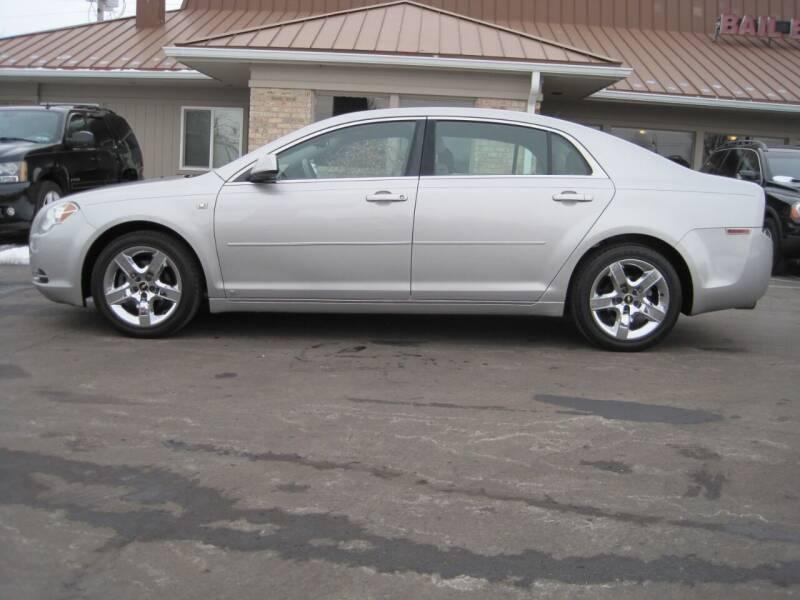 2008 Chevrolet Malibu for sale at Motors Inc in Mason MI