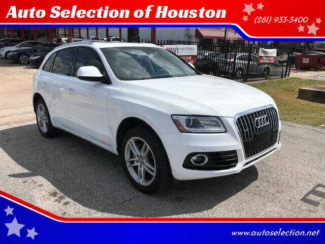 2017 Audi Q5 for sale at Auto Selection of Houston in Houston TX