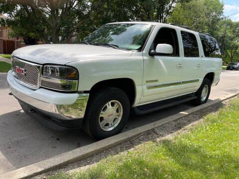 2006 GMC Yukon XL for sale at Apollo Motors INC in Chicago IL