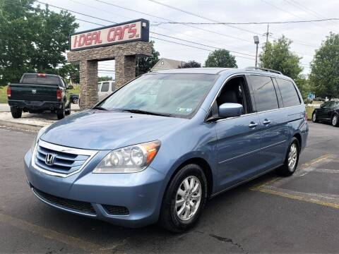 2008 Honda Odyssey for sale at I-DEAL CARS in Camp Hill PA