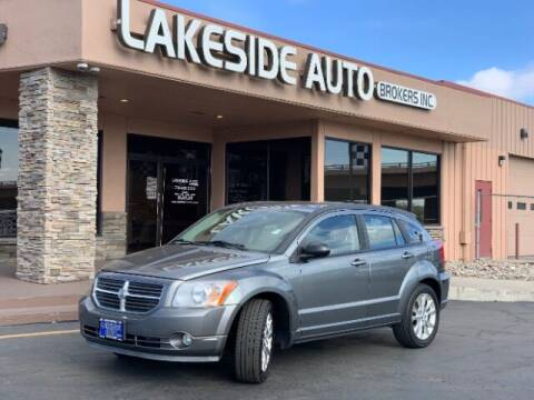 2011 Dodge Caliber for sale at Lakeside Auto Brokers in Colorado Springs CO
