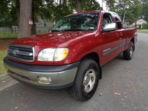 2001 Toyota Tundra for sale at Liberty Motors in Chesapeake VA