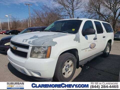 2007 Chevrolet Suburban for sale at Suburban Chevrolet in Claremore OK