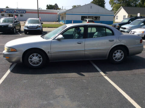 2005 Buick LeSabre for sale at BISHOP MOTORS inc. in Mount Carmel IL