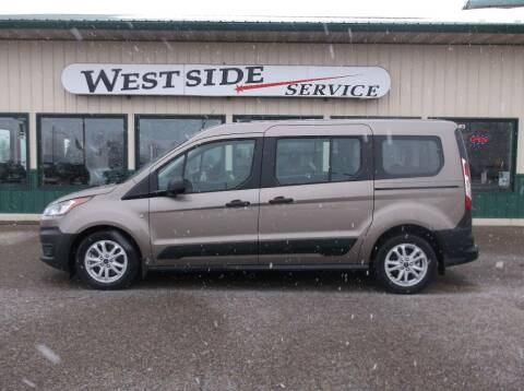 2020 Ford Transit Connect Wagon for sale at West Side Service in Auburndale WI