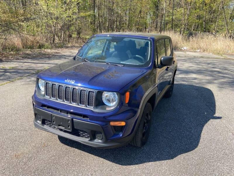 2019 Jeep Renegade for sale at TKP Auto Sales in Eastlake OH
