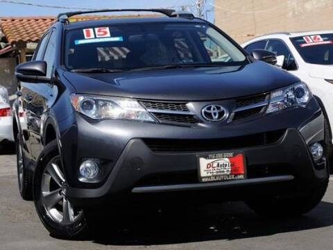 2015 Toyota RAV4 for sale at DL Auto Lux Inc. in Westminster CA
