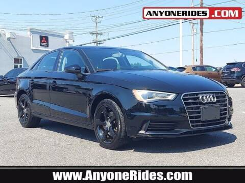 2015 Audi A3 for sale at ANYONERIDES.COM in Kingsville MD