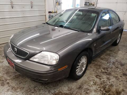 2002 Mercury Sable for sale at Jem Auto Sales in Anoka MN