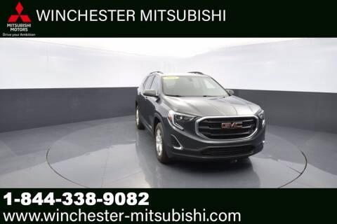 2018 GMC Terrain for sale at Winchester Mitsubishi in Winchester VA