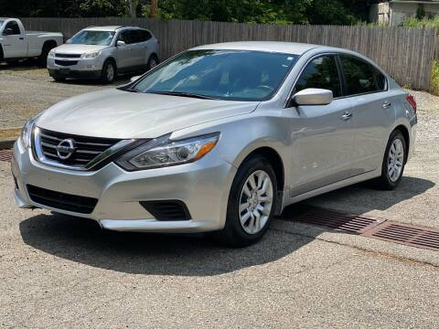 2016 Nissan Altima for sale at AMA Auto Sales LLC in Ringwood NJ