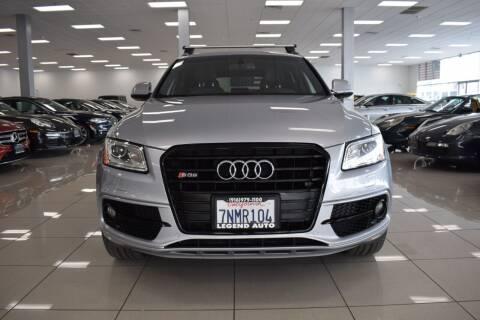2016 Audi SQ5 for sale at Legend Auto in Sacramento CA