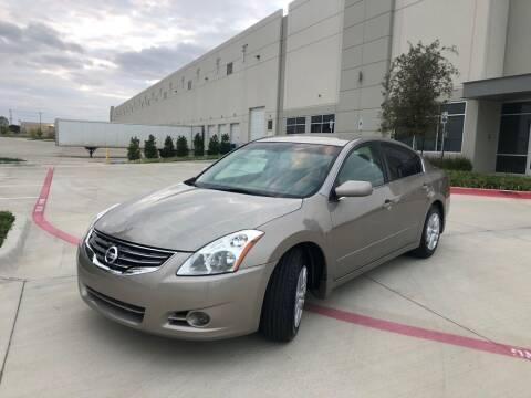 2012 Nissan Altima for sale at Executive Auto Sales DFW in Arlington TX