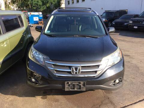 2012 Honda CR-V for sale at Olsi Auto Sales in Worcester MA