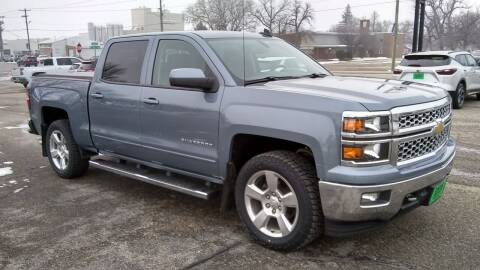 2015 Chevrolet Silverado 1500 for sale at Unzen Motors in Milbank SD
