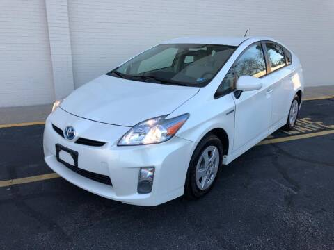 2010 Toyota Prius for sale at Carland Auto Sales INC. in Portsmouth VA