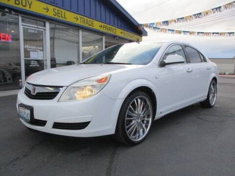 2009 Saturn Aura for sale at Affordable Auto Rental & Sales in Spokane Valley WA