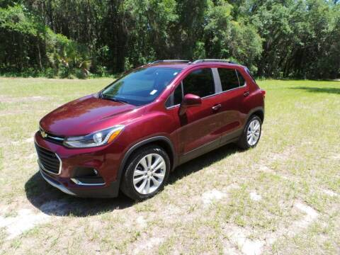 2017 Chevrolet Trax for sale at TIMBERLAND FORD in Perry FL