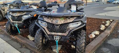 2021 CF Moto CFORCE 600TOUR for sale at WolfPack PowerSports in Moses Lake WA