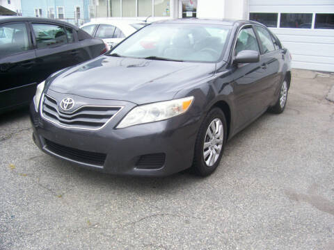 2011 Toyota Camry for sale at Dambra Auto Sales in Providence RI