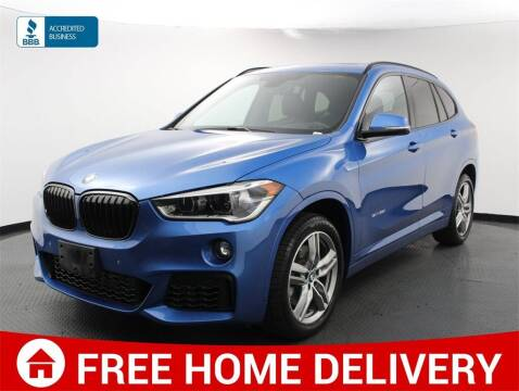 2017 BMW X1 for sale at Florida Fine Cars - West Palm Beach in West Palm Beach FL