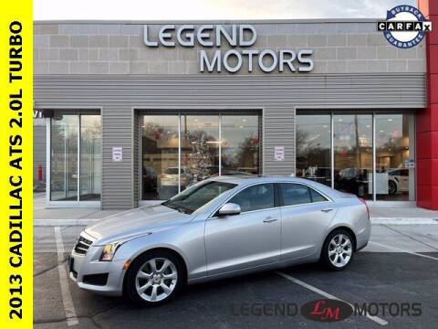 2013 Cadillac ATS for sale at Legend Motors of Waterford in Waterford MI
