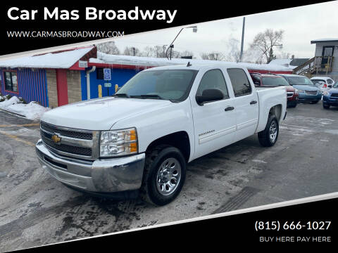 2012 Chevrolet Silverado 1500 for sale at Car Mas Broadway in Crest Hill IL