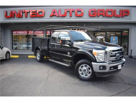 2015 Ford F-350 Super Duty for sale at United Auto Group in Putnam CT
