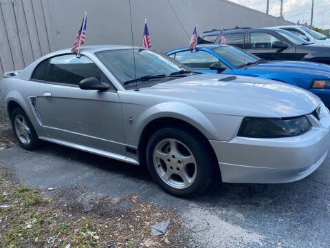 2002 Ford Mustang for sale at Car Girl 101 in Oakland Park FL