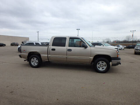 2005 Chevrolet Silverado 1500 for sale at BLACKWELL MOTORS INC in Farmington MO