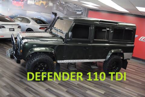 1983 Land Rover Defender for sale at Icon Exotics in Houston TX