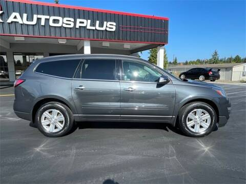 2013 Chevrolet Traverse for sale at Ralph Sells Cars at Maxx Autos Plus Tacoma in Tacoma WA