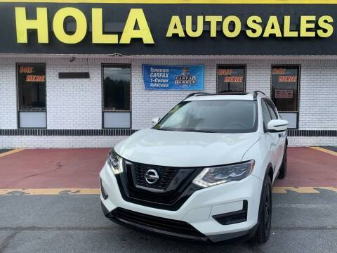 2017 Nissan Rogue for sale at HOLA AUTO SALES CHAMBLEE- BUY HERE PAY HERE - in Atlanta GA